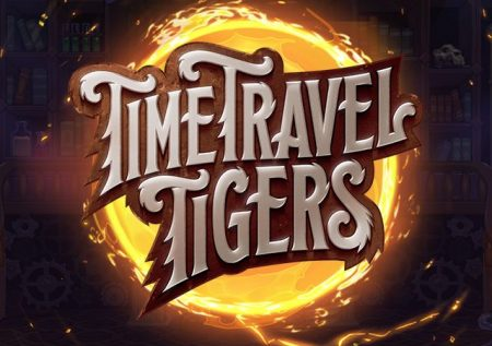 Trip of a Lifetime with Time Travel Tigers Slot