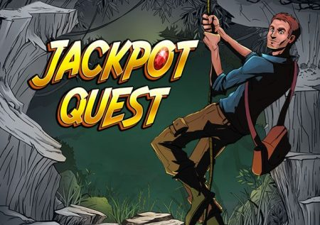 Find the Lost Treasure in Jackpot Quest Slot