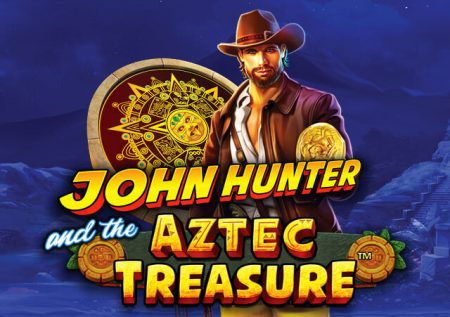 Treasure Hunt with John Hunter and the Aztec Slot