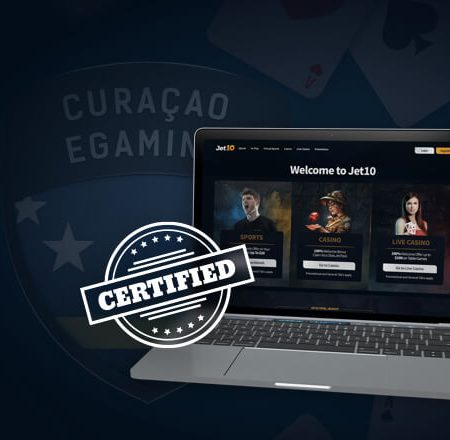 Jet10 – A Fully Licensed Online Casino