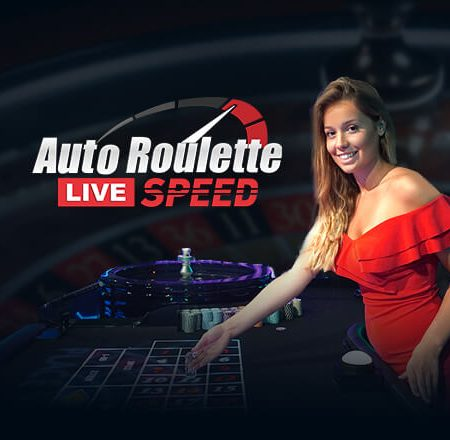 Auto Roulette LIVE Speed 1