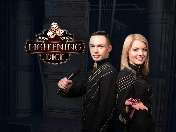 Lightning Dice Now at Jet10 Casino