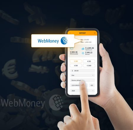 How to Deposit with WebMoney on Jet10?