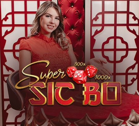 Hit the Multipliers with Super Sic Bo