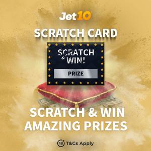 Jet10-Scratch Card
