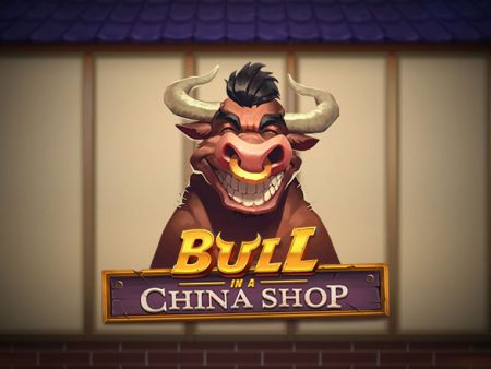 Bull in a China Shop – Play n'GO's New Slot