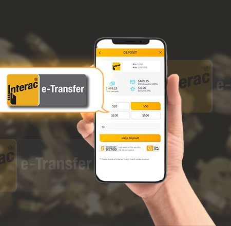 How To Use Interac E-Transfer At Jet10