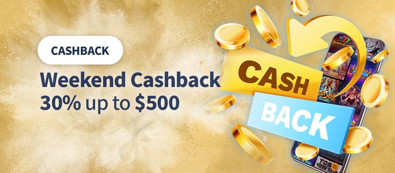 weekend-cashback-30%-up-t0-$500-jet10-casino